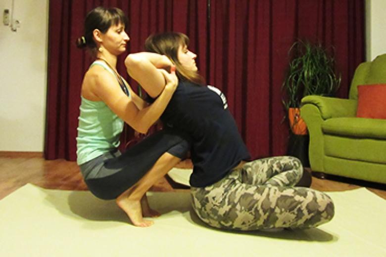 Nuad Bo Rarn (masaj tradițional)