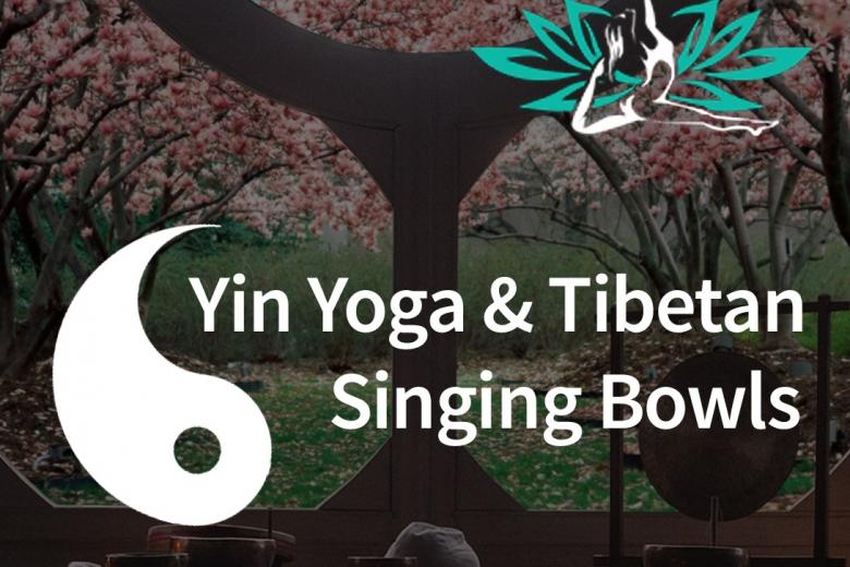 Yin Yoga with Tibetan Singing Bowls