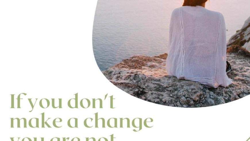 Suferință vs. schimbare